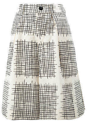 Toogood The Tinker shorts - White