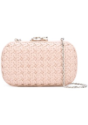 Corto Moltedo 'Susan C Star' clutch - Pink & Purple