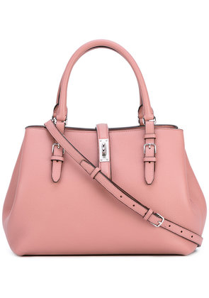 Bally buckle detail tote - Pink