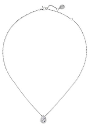 Boucheron - Serpent Bohème 18-karat White Gold Diamond Necklace - one size