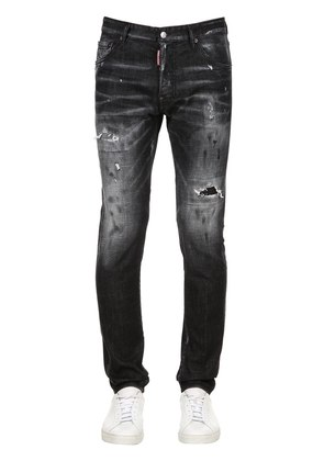 16.5CM COOL GUY NIGHT FOG DENIM JEANS