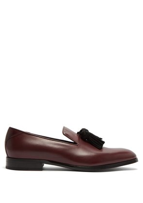 Foxley leather loafers
