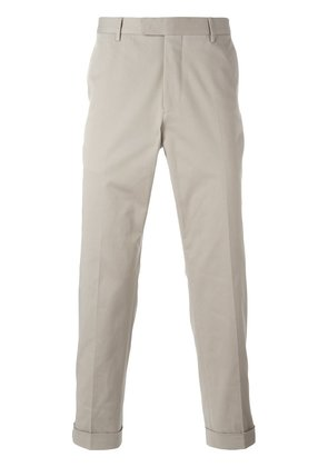 Gucci classic chinos - Nude & Neutrals