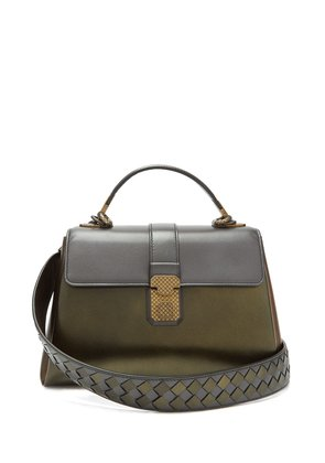 Piazza small leather bag