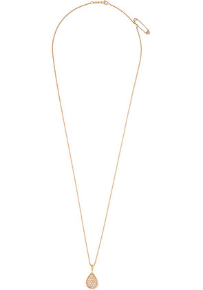 Boucheron - Serpent Bohème 18-karat Gold Diamond Necklace - one size