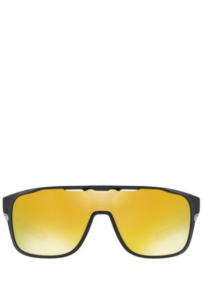 CROSSRANGE SHIELD MTT BLACK SUNGLASSES
