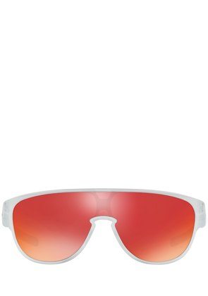 TRILLBE MATTE CLEAR SUNGLASSES