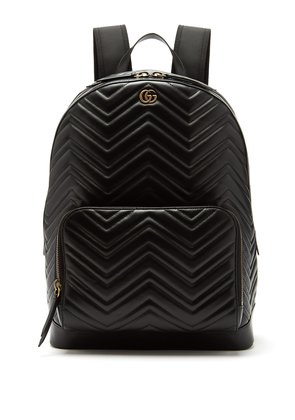 Marmont leather backpack