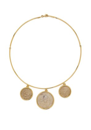Governors of Tabaristan 18kt gold necklace