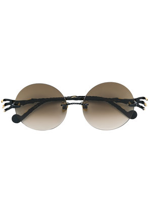 Anna Karin Karlsson The Claw And The Nest sunglasses - Black