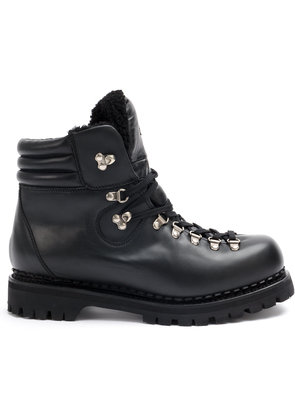 Gucci lace-up boots - Black