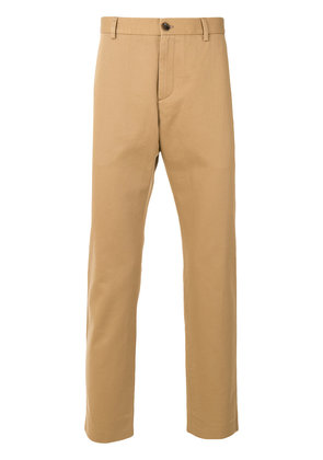 Gucci slim-fit chinos - Brown