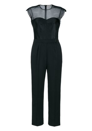 Lanvin sweetheart jumpsuit - Black