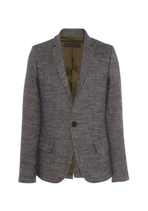 Martin Grant Single Breasted Tailored Jacket