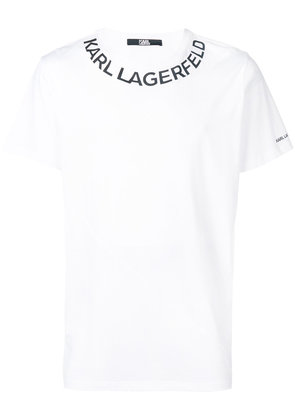 Karl Lagerfeld KL logo T-shirt - Unavailable