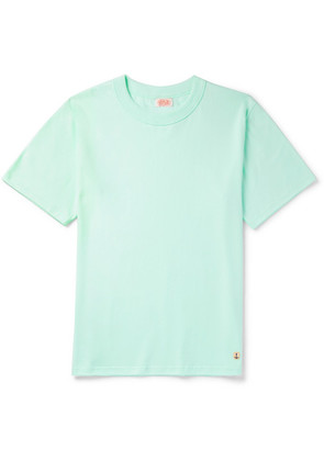 Armor Lux - Cotton-jersey T-shirt - Green