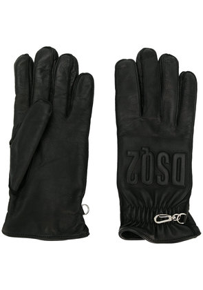 Dsquared2 DSQ2 gloves - Black