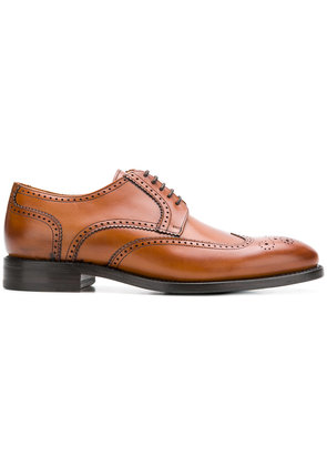 Berwick Shoes lace-up brogues - Brown