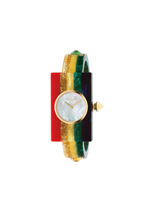 Gucci Vintage Web 24x40mm watch - Multicolour