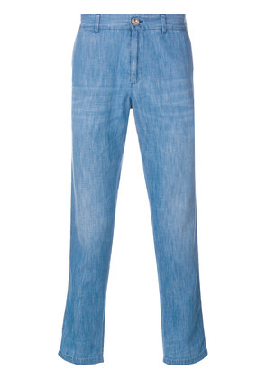 Gucci straight-leg jeans - Blue
