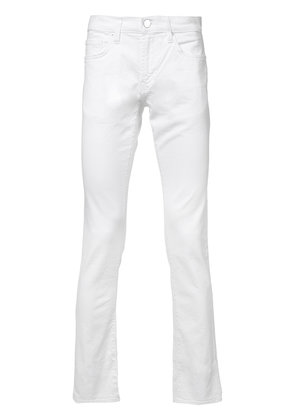 J Brand straight trousers - White