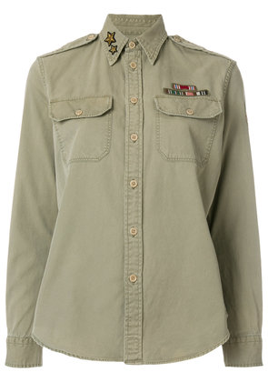 Polo Ralph Lauren military-inspired shirt - Green