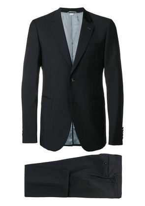 Gucci Monaco suit - Blue