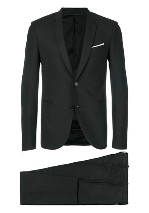 Neil Barrett two piece formal suit - Black