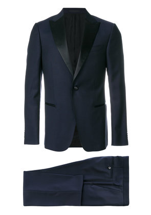 Z Zegna two-piece dinner suit - Blue
