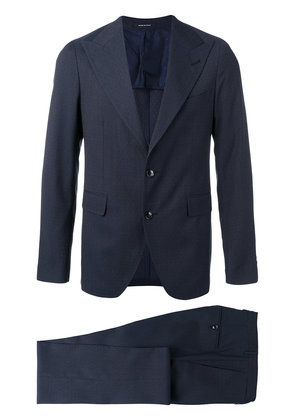 Tagliatore two piece suit - Blue