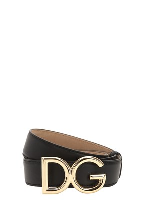 30MM DG LEATHER BELT