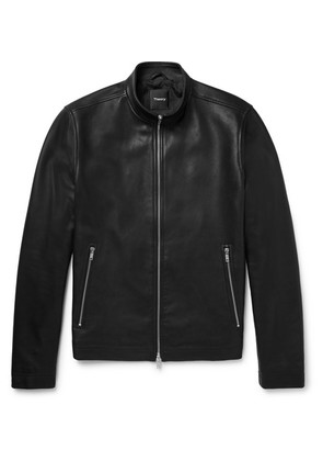 Morvek Café Racer Leather Jacket