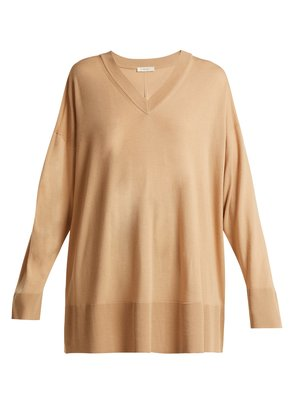 Sabrinah oversized fine-wool sweater
