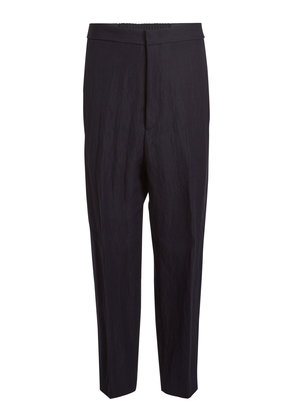 Jil Sander Ramon Sport Pants with Wool