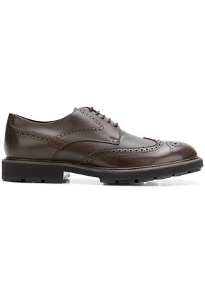 Tod's classic brogues - Brown