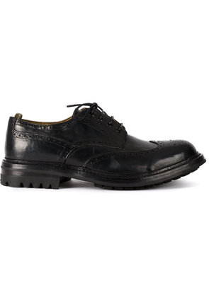 Officine Creative lace-up brogues - Black