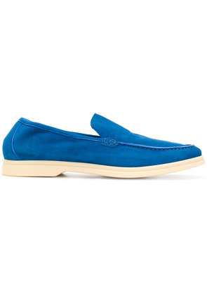 Andrea Ventura sailor loafers - Blue