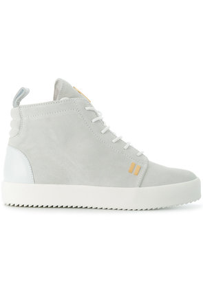 Giuseppe Zanotti Design Gordon hi-top sneakers - White