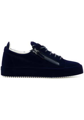 Giuseppe Zanotti Design Frankie low-top sneakers - Blue