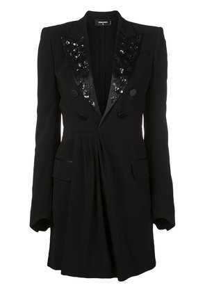Dsquared2 tailored blazer dress - Black