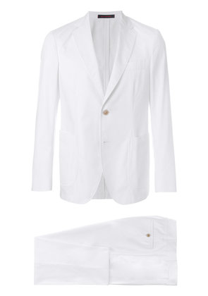 The Gigi dinner suit - White