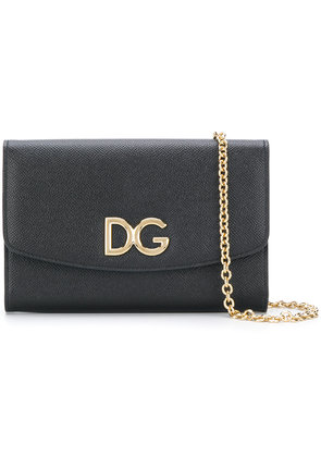 Dolce & Gabbana wallet on a chain - Black