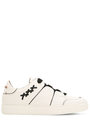 TIZIANO LEATHER SNEAKERS
