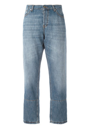 Marni cropped jeans - Blue