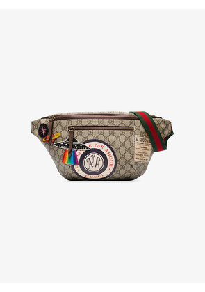 Gucci Gucci Courrier GG Supreme belt bag