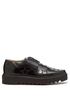 Lewis star-stitched brogues