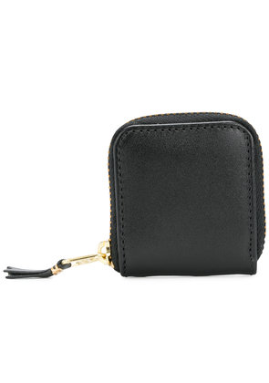 Comme Des Garçons Wallet all around zip wallet - Black