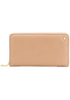 Versace Medusa long wallet - Nude & Neutrals