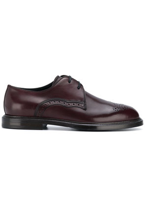 Dolce & Gabbana Derby brogues - Brown