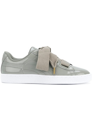 Puma Basket Heart sneakers - Green